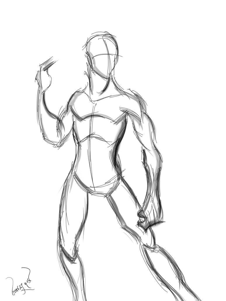 Upamanyu • Male Anatomy