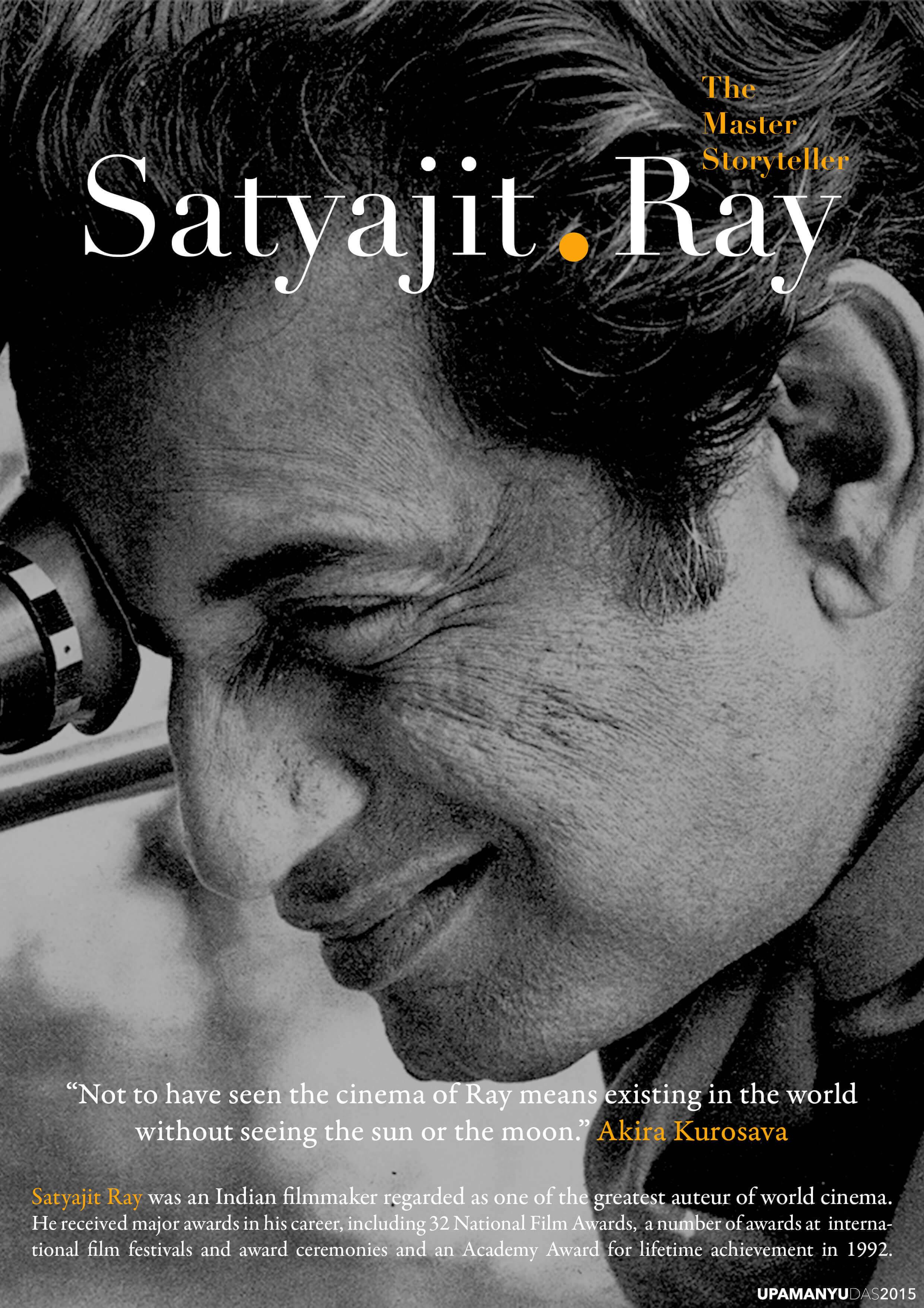satyajit ray works
